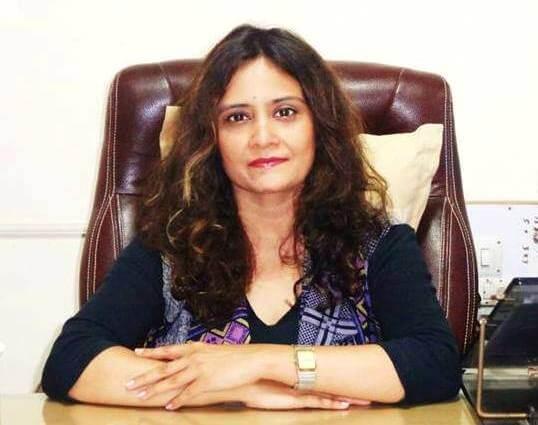 Dr. Kashmira J. Gohil