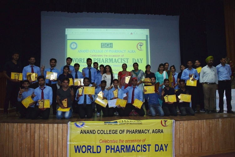 WORLD PHARMACISTS DAY (25th September) 3 days Celebrations