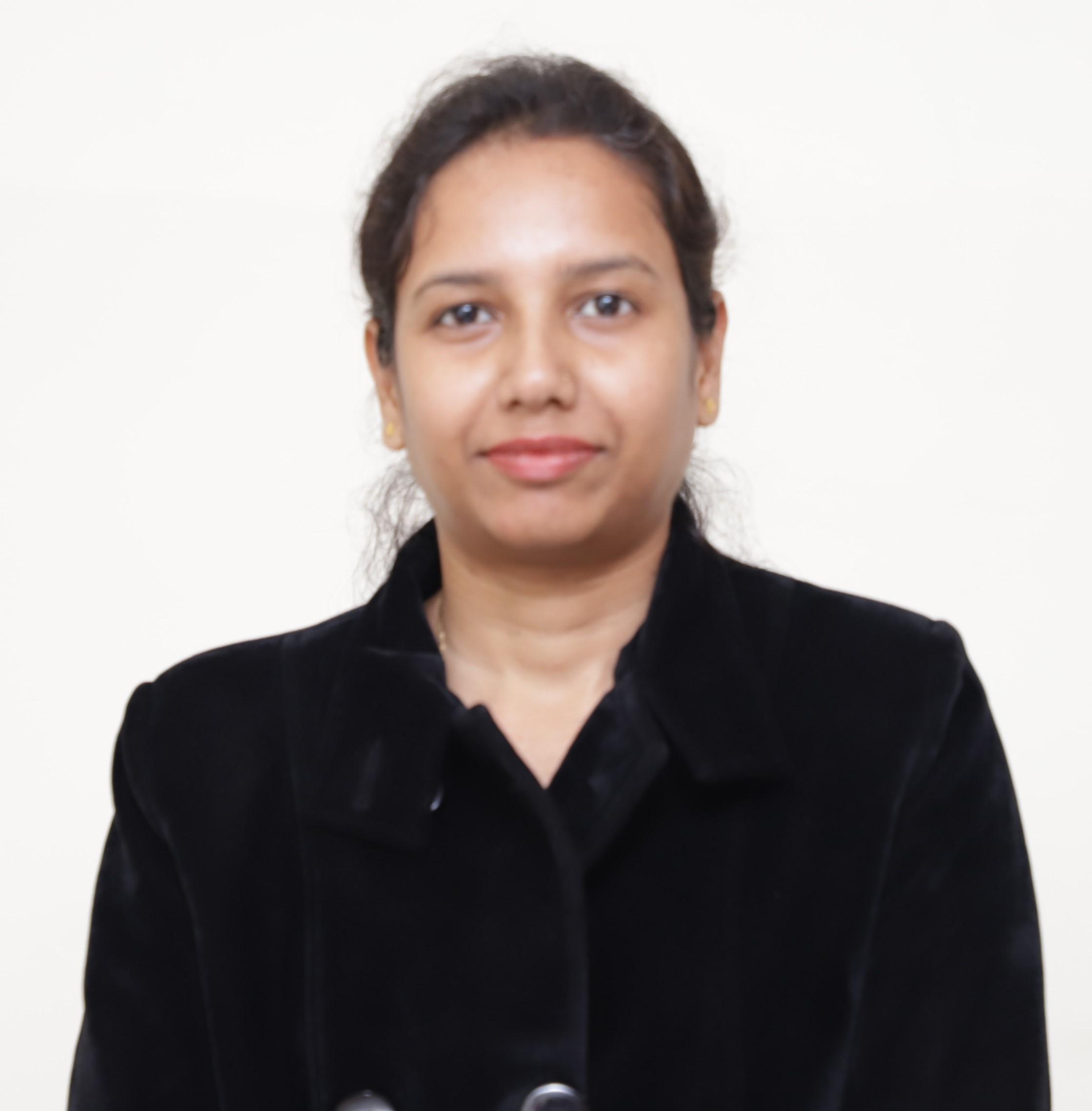 Ms. Ankita Kishore