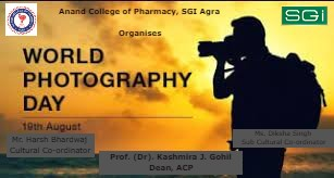 Photography competition on WORLD PHOTOGRAPHY DAY